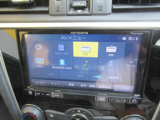 1.6GTアイサイト プラウドエディション ナビ TV バックカメラ サイドカメラ リアビークルディテクション スマートキー LEDライト(15枚目)