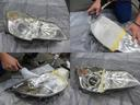 2.5iスペックB アイサイト G型 純正メモリーナビ フルセグ ビルシュタイン バックカメラ ドライブレコーダー スマートキー アイドリングストップ 横滑り防止 HID ETC ハーフレザー電動シート(46枚目)