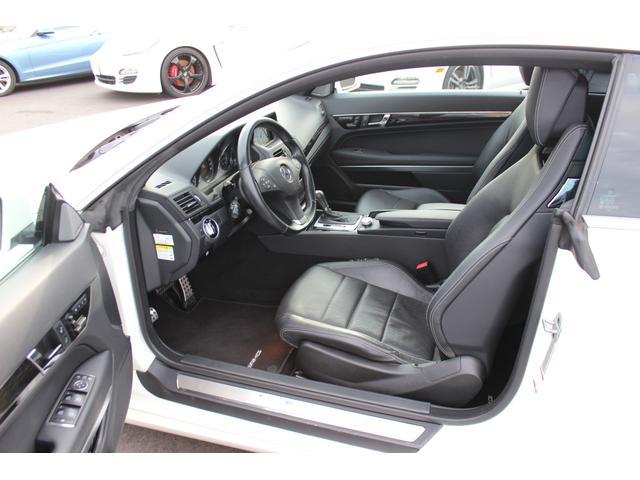 メルセデス・ベンツ M・ベンツ E350クーペ AMGスポーツPKG 保証1年 禁煙車 左H