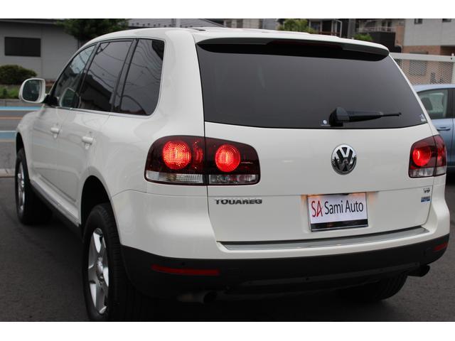 フォルクスワーゲン VW トゥアレグ V6 ワンオーナー 保証1年 禁煙車 ディーラー車 右H