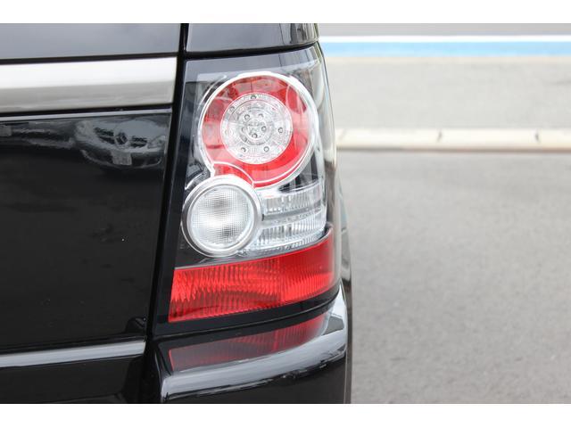 ランドローバー レンジローバースポーツ 5.0 V8 保証1年 スマートキー ディーラー車 禁煙車