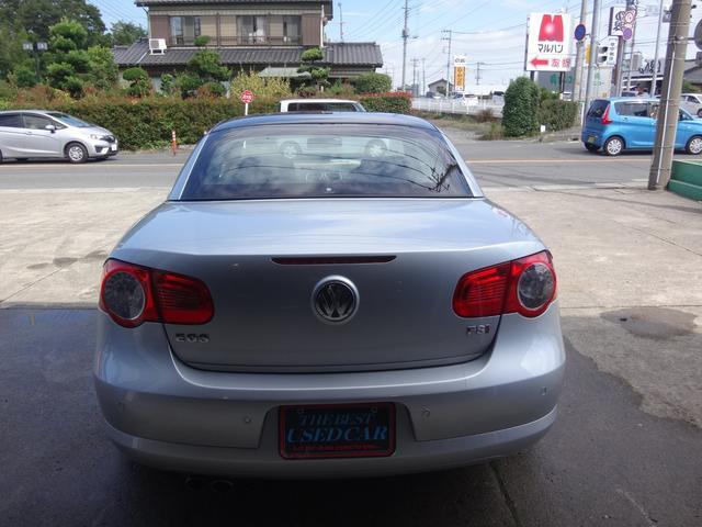 「フォルクスワーゲン」「VW イオス」「オープンカー」「埼玉県」の中古車4