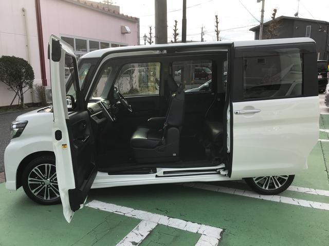 「ダイハツ」「タント」「コンパクトカー」「東京都」の中古車13
