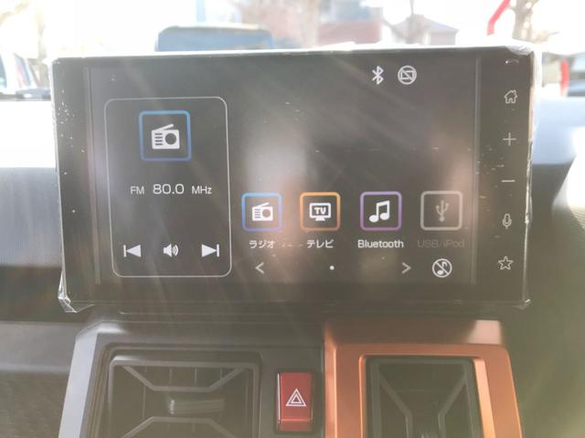 ラジオ・TV・Bluetoothオーディオ・USB接続に対応してます!!スマートフォンのアプリを使って頂くと、地図アプリを表示させることができます!!