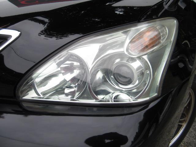 トヨタ ハリアー 240G Lパッケージ 黒革 サンルーフ 地デジ