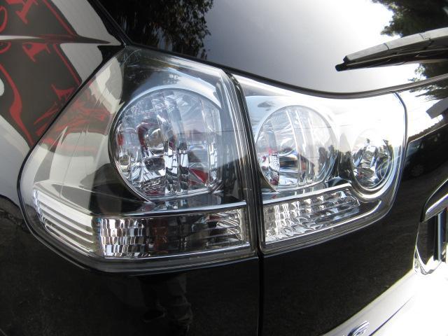 トヨタ ハリアー 240G HDDナビ 社外20AW 地デジTV バックカメラ