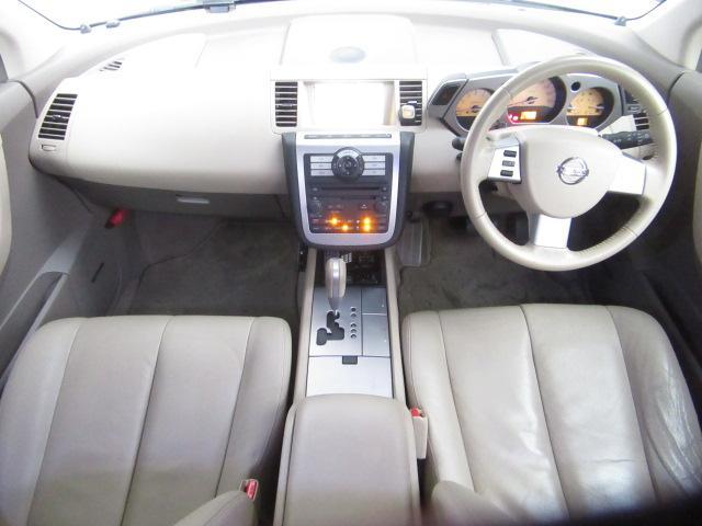 日産 ムラーノ 350XV FOUR HDDナビ 地デジ BOSEスピーカー