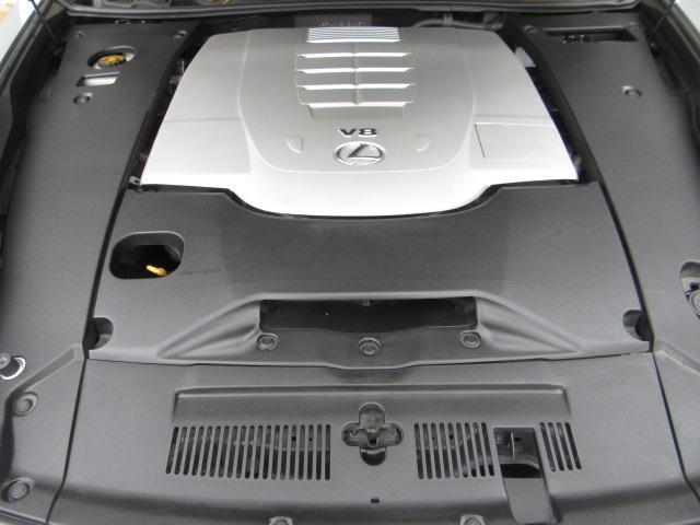 レクサス LS LS460 バージョンL HDDナビ 革シート ETC