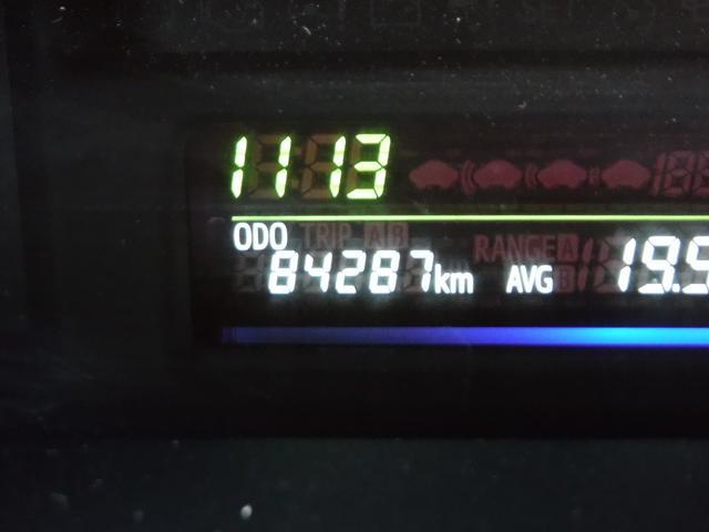 トヨタ プリウスアルファ S ETC バックカメラ 純正SDナビ 純正16インチAW