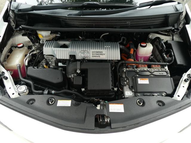 S 7人乗り 社外メモリーナビ ETC バックカメラ USB 社外LEDヘッドライト オートライト 純正LEDフォグ 純正16インチアルミ スマートキー プッシュスタート オートエアコン(19枚目)