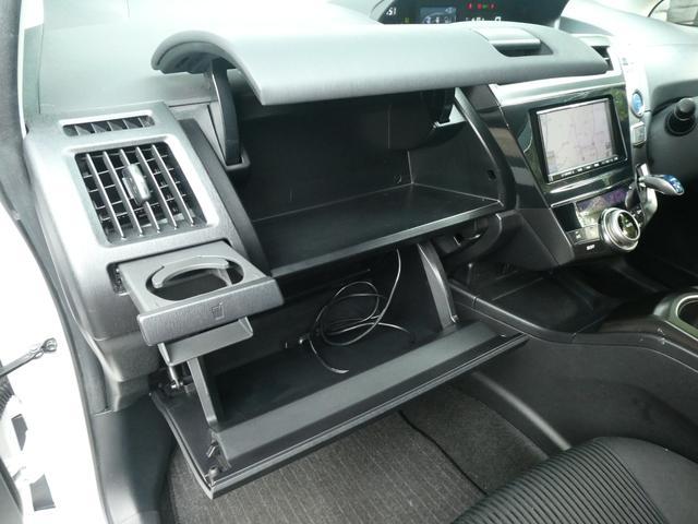 S 7人乗り 社外メモリーナビ ETC バックカメラ USB 社外LEDヘッドライト オートライト 純正LEDフォグ 純正16インチアルミ スマートキー プッシュスタート オートエアコン(75枚目)