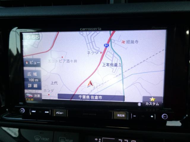 S 社外メモリーナビ 地デジ ETC ブルートゥース 社外LEDヘッドライト オートライト(4枚目)