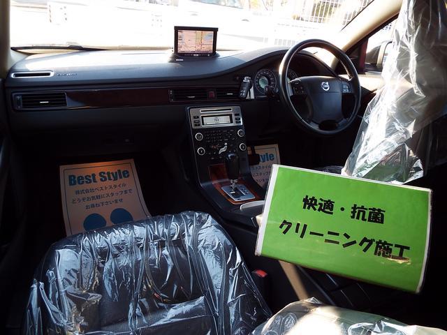 ボルボ ボルボ V70 3.2SE 黒革 HDDナビ キセノン 1オナ 08モデル