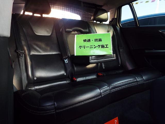 ボルボ ボルボ V60 T6AWDRデザインポールスターP 黒革 1オナ 2012M