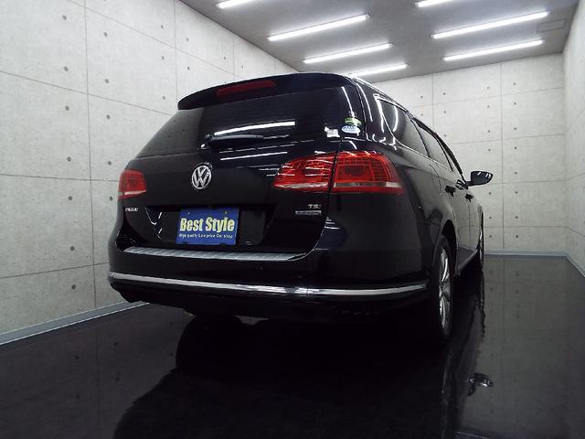 フォルクスワーゲン VW パサートヴァリアント TSIコンフォートLブルーM 純ナビ 1オナ 2013モデル