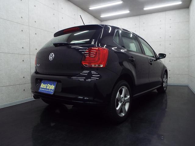 フォルクスワーゲン VW ポロ 1.4 コンフォートライン ナビ ETC 1オナ 2010M