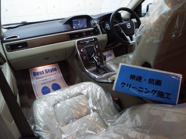 T6AWDポールスターP クリーム革 1オナ 2014モデル(4枚目)