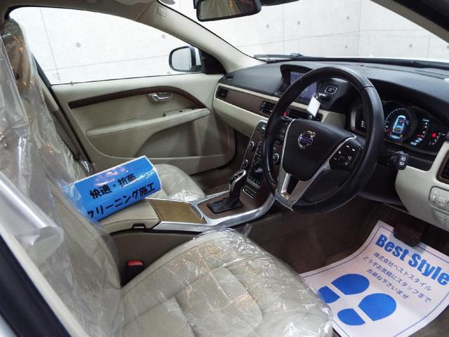 T6AWDポールスターP クリーム革 1オナ 2014モデル(9枚目)