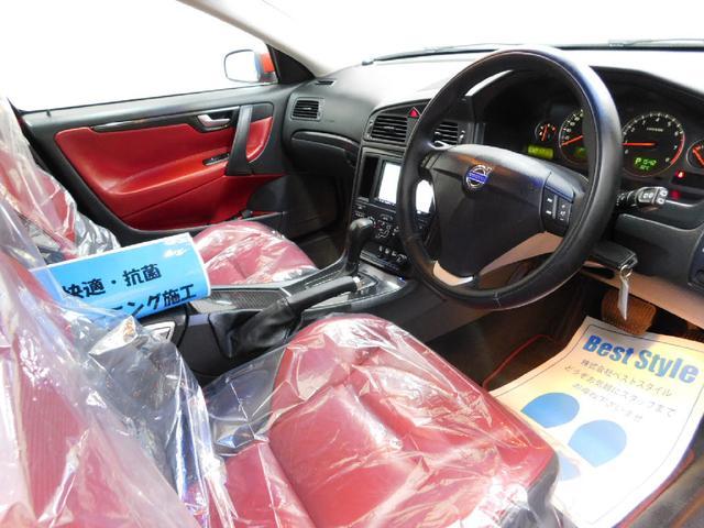インスクリプション 赤革 サンR HDD 2006モデル(7枚目)