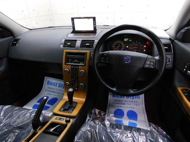 T-5 スポーツデザイン 70台特別限定車 純ナビ ETC スマートキー キセノン BLIS ワンオーナー 整備記録簿 2008モデル(12枚目)