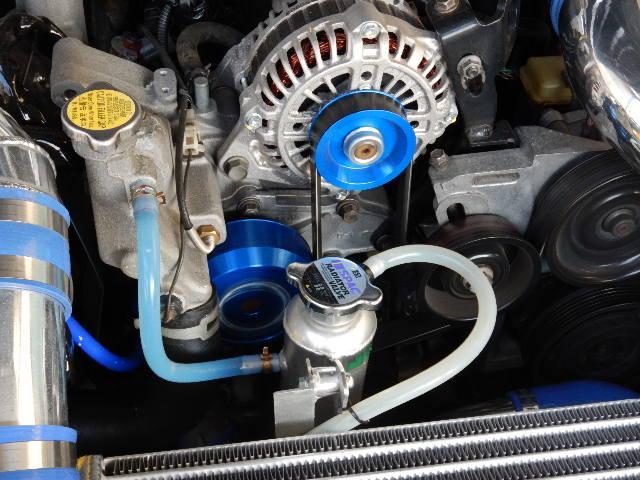 マツダ RX-7 タイプRバサースト TD06-25G仕様 エンジンOH済み