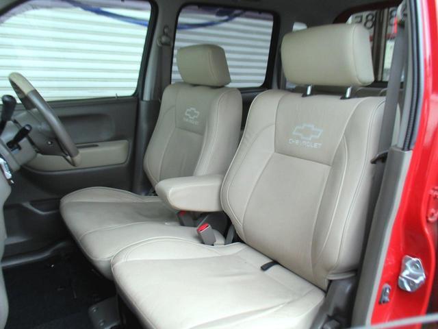ナビTV ETCレザー風シートアルミ ワゴンRソリオOEM車(10枚目)