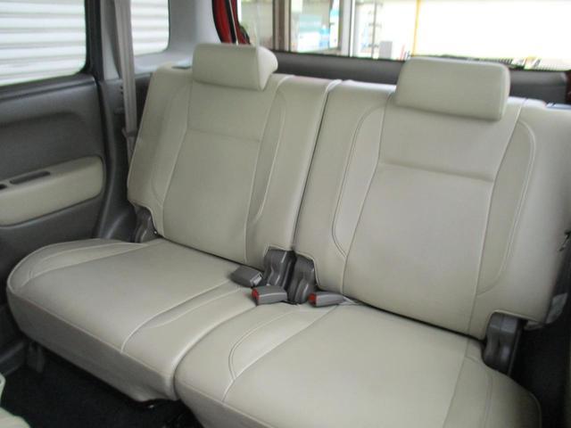 ナビTV ETCレザー風シートアルミ ワゴンRソリオOEM車(11枚目)