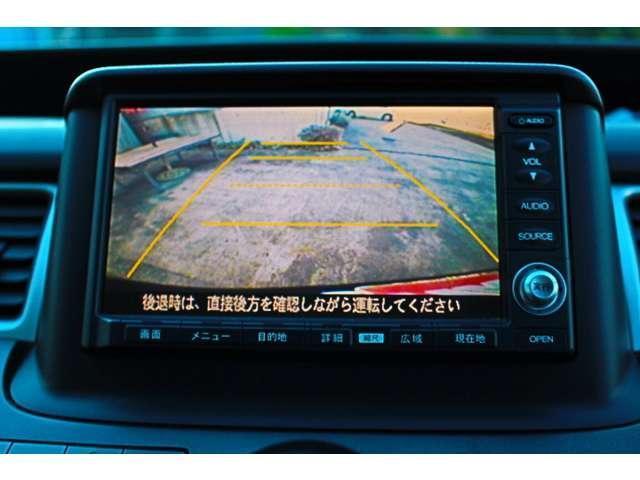 ホンダ ステップワゴン スパーダS Z HDDナビパッケージ 後席モニター