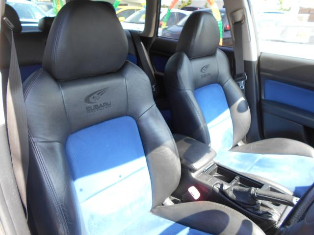 スバル レガシィツーリングワゴン 2.0GTスペックB WR-LTD 2004 1年保証