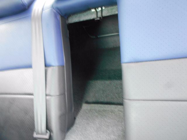 スバル レガシィB4 RSK D型 フルノーマル 青黒レザー 禁煙車 1年保証