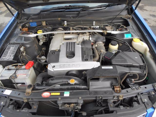 日産 ステージア 25RS プライムED 2サンルーフ 黒革シート 1年保証