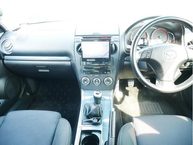 マツダ マツダスピードアテンザ 6速 4WDターボ エアロ アルミ カードキー 一年保証