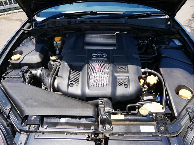 スバル レガシィツーリングワゴン 2.0GTスペックB 5速MT HID マフラー 一年保証
