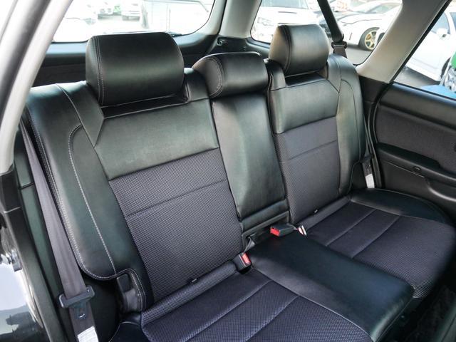 スバル レガシィツーリングワゴン GT-BリミテッドII 半革 エアロ 後期型 1年保証