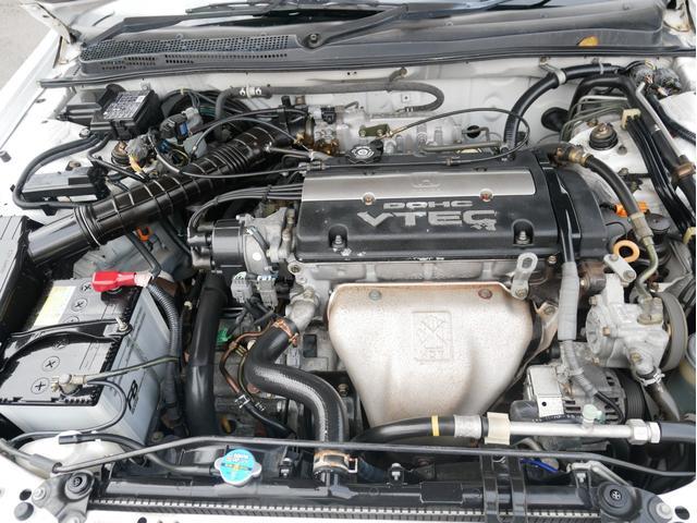 ホンダ アコードワゴン SiR ローダウン サンルーフ キーレス ETC VTEC