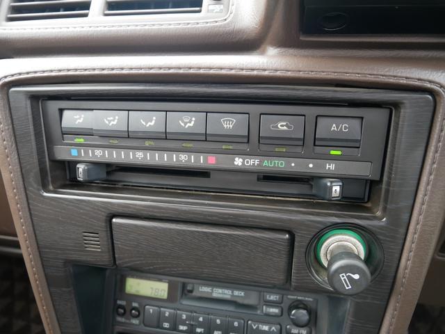 トヨタ マークIIワゴン LGグランデエディション ノーマル車両 オートライト フォグ