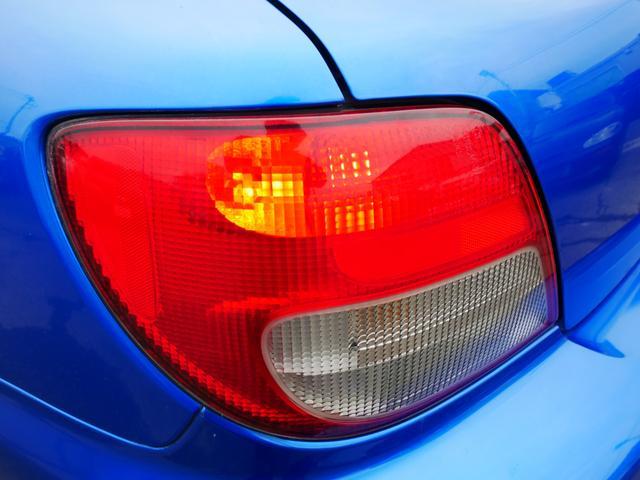 20K 1年保証付 5速MT EJ20ターボ タイベル済 純正エアロ STiゲノムマフラー ブースト計 電動格納ミラー ETC オートエアコン STiペダル サイドバイザー プライバシーガラス KEYレス(39枚目)