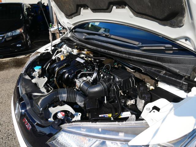 RS 1年保証付 6速MT アイドリングストップ タイミングチェーン スマートキー プッシュスタート SDナビ フルセグ DVD ETC クルコン 電格ウィンカーミラー LEDライト アームレストコンソール(79枚目)