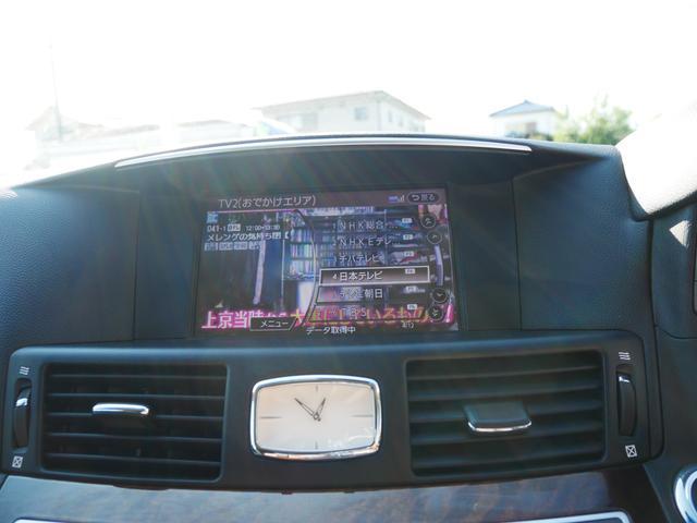 370GT 1年保証付 車高調 RAYS21AW インパルバンパー ハーフレザー HDDナビ 地デジ Bluetooth対応 サイドカメラ バックカメラ オートライト キセノン プッシュスタート オットマン(15枚目)