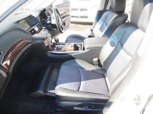370GT 1年保証付 車高調 RAYS21AW インパルバンパー ハーフレザー HDDナビ 地デジ Bluetooth対応 サイドカメラ バックカメラ オートライト キセノン プッシュスタート オットマン(17枚目)