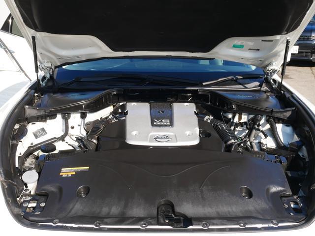 370GT 1年保証付 車高調 RAYS21AW インパルバンパー ハーフレザー HDDナビ 地デジ Bluetooth対応 サイドカメラ バックカメラ オートライト キセノン プッシュスタート オットマン(20枚目)