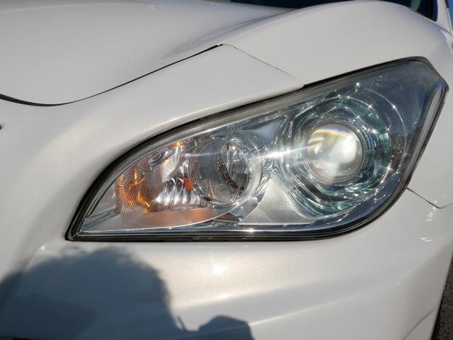 370GT 1年保証付 車高調 RAYS21AW インパルバンパー ハーフレザー HDDナビ 地デジ Bluetooth対応 サイドカメラ バックカメラ オートライト キセノン プッシュスタート オットマン(28枚目)