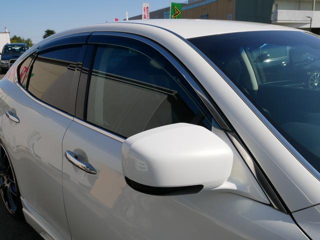 370GT 1年保証付 車高調 RAYS21AW インパルバンパー ハーフレザー HDDナビ 地デジ Bluetooth対応 サイドカメラ バックカメラ オートライト キセノン プッシュスタート オットマン(38枚目)