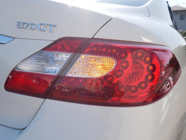 370GT 1年保証付 車高調 RAYS21AW インパルバンパー ハーフレザー HDDナビ 地デジ Bluetooth対応 サイドカメラ バックカメラ オートライト キセノン プッシュスタート オットマン(45枚目)