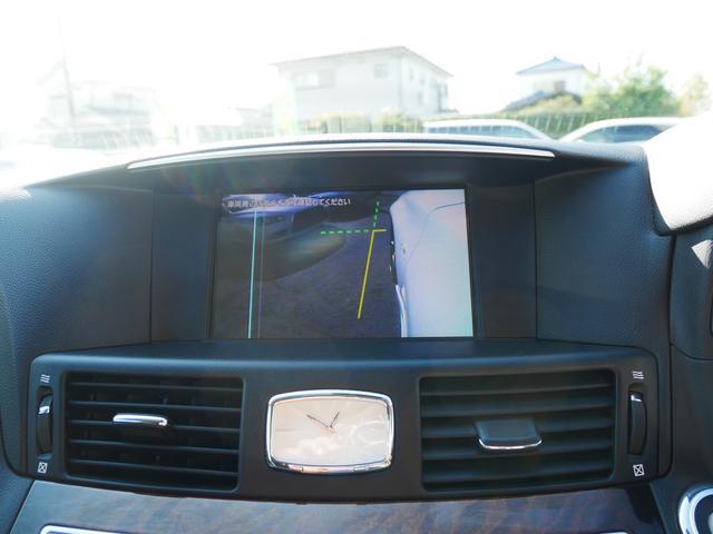 370GT 1年保証付 車高調 RAYS21AW インパルバンパー ハーフレザー HDDナビ 地デジ Bluetooth対応 サイドカメラ バックカメラ オートライト キセノン プッシュスタート オットマン(50枚目)