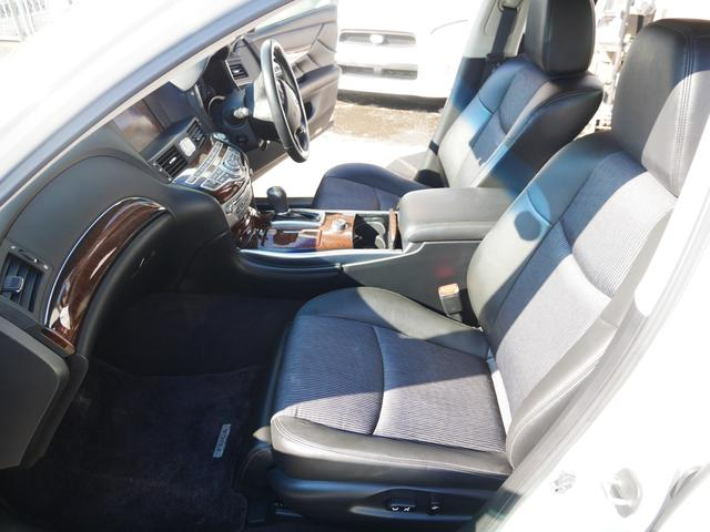 370GT 1年保証付 車高調 RAYS21AW インパルバンパー ハーフレザー HDDナビ 地デジ Bluetooth対応 サイドカメラ バックカメラ オートライト キセノン プッシュスタート オットマン(67枚目)