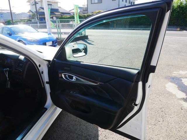 370GT 1年保証付 車高調 RAYS21AW インパルバンパー ハーフレザー HDDナビ 地デジ Bluetooth対応 サイドカメラ バックカメラ オートライト キセノン プッシュスタート オットマン(69枚目)