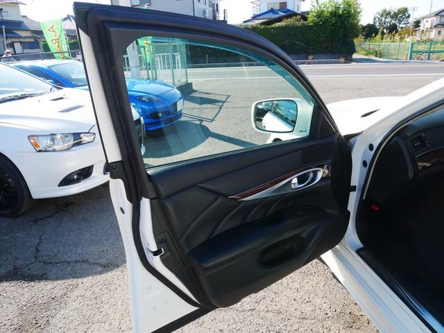 370GT 1年保証付 車高調 RAYS21AW インパルバンパー ハーフレザー HDDナビ 地デジ Bluetooth対応 サイドカメラ バックカメラ オートライト キセノン プッシュスタート オットマン(72枚目)
