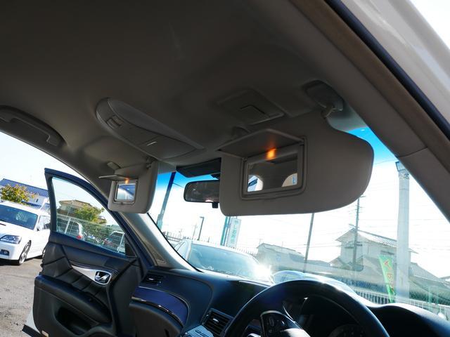 370GT 1年保証付 車高調 RAYS21AW インパルバンパー ハーフレザー HDDナビ 地デジ Bluetooth対応 サイドカメラ バックカメラ オートライト キセノン プッシュスタート オットマン(76枚目)