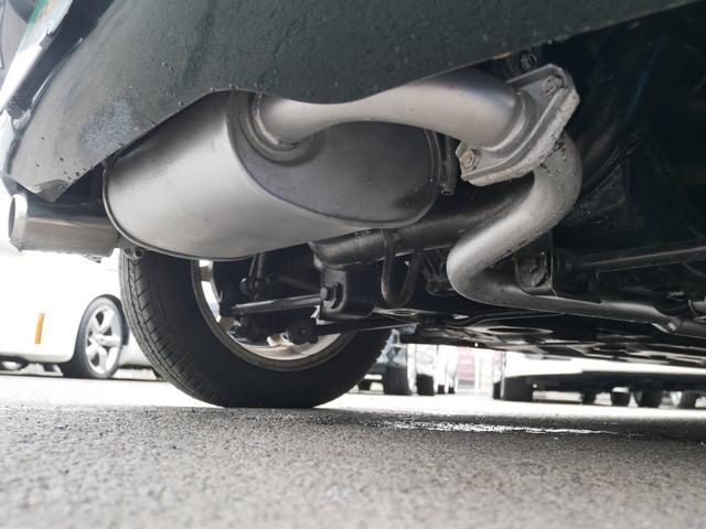 ベースグレード 最終3.1型 K6A タイミングチェーン ツインカムターボ 5速MT スズキスポーツマフラー GReddyブースト計 momoコンビハン ウッド調パネル ゴリラポータブルナビ 革調シートカバー ETC(50枚目)